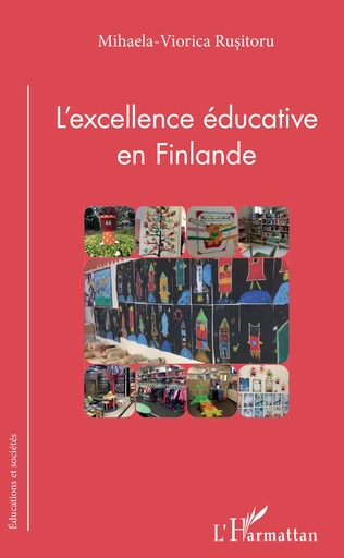 Couverture L'excellence éducative en Finlande
