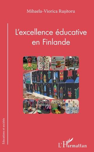 Couverture L'excellence éducative en Finlande