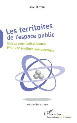 Couverture Les Territoires de l'espace public