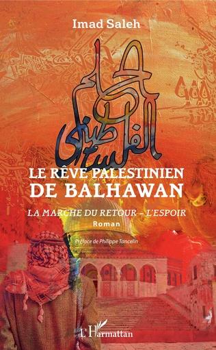 Couverture Le rêve palestinien de Balhawan