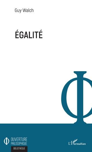 Couverture Egalité