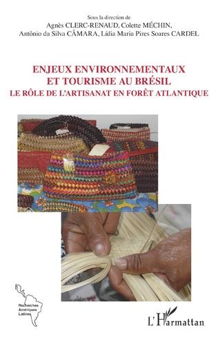 Couverture Enjeux environnementaux et tourisme au Brésil
