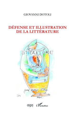 Couverture Défense et illustration de la littérature