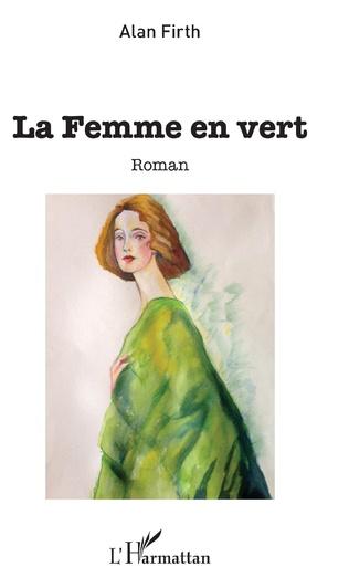 Couverture La femme en vert