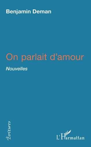 Couverture On parlait d'amour