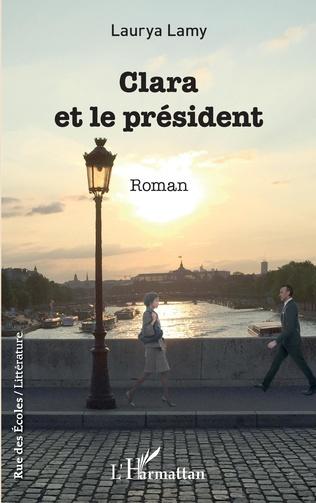 Couverture Clara et le président