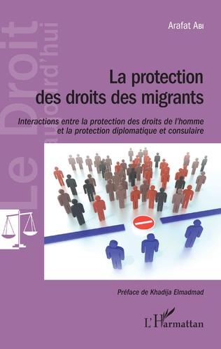 Couverture La protection des droits des migrants