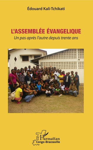 Couverture L'Assemblée évangélique