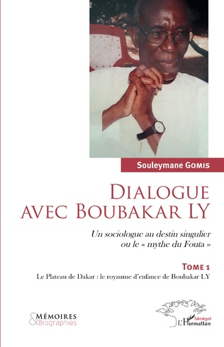 Couverture Dialogue avec Boubakar Ly Tome 1