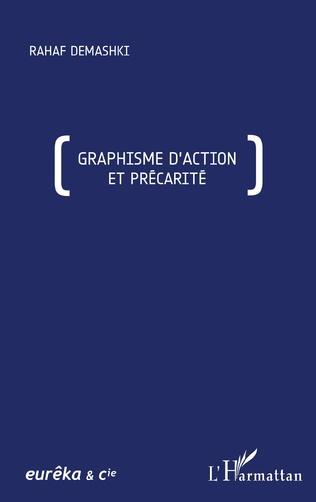 Couverture Graphisme d'action et précarité