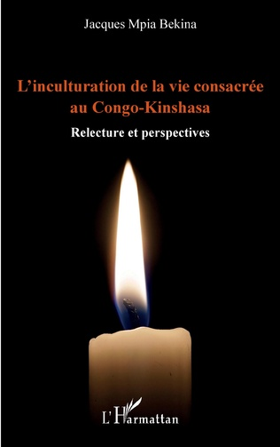 Couverture L'inculturation de la vie consacrée au Congo-Kinshasa