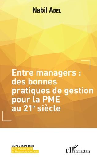 Couverture Entre managers