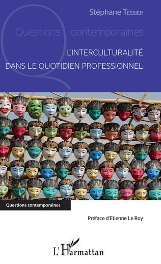 Couverture L'interculturalité dans le quotidien professionnel