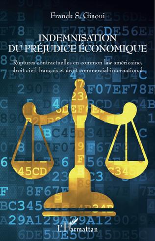 Couverture Indemnisation du préjudice économique
