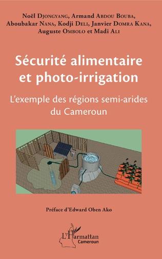 Couverture Sécurité alimentaire et photo-irrigation