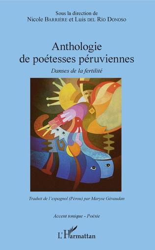 Couverture Anthologie de poétesses péruviennes