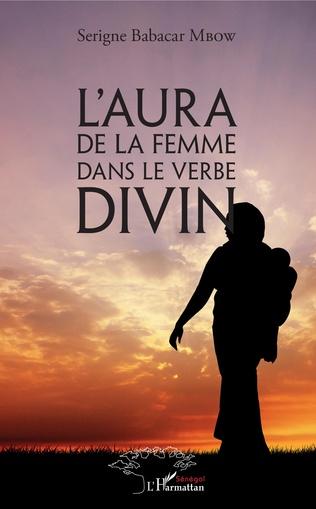 Couverture L'aura de la femme dans le verbe divin