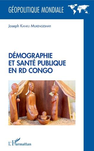 Couverture Démographie et santé publique en RD Congo