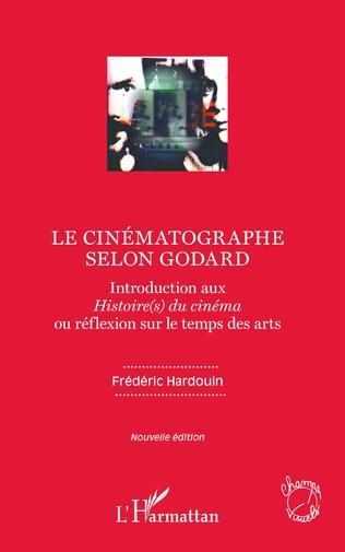 Couverture Le cinématographe selon Godard