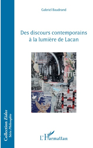 Couverture Des discours contemporains à la lumière de Lacan