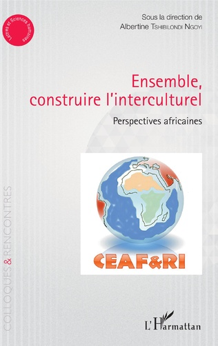 Couverture Ensemble construire l'interculturel