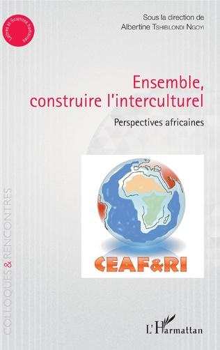 Couverture Ensemble construire l'interculturel