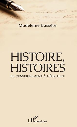 Couverture Histoire, Histoires