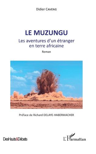 Couverture Le Muzungu