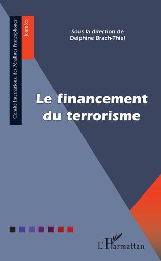Couverture Le financement du terrorisme