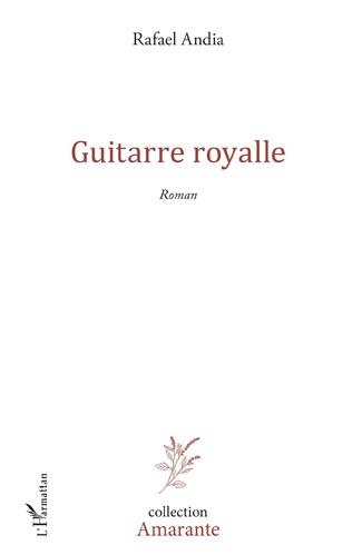 Couverture Guitarre Royalle