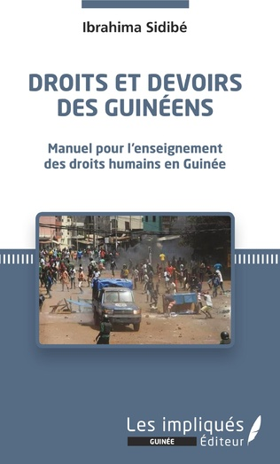 Couverture Droits et devoirs des Guinéens
