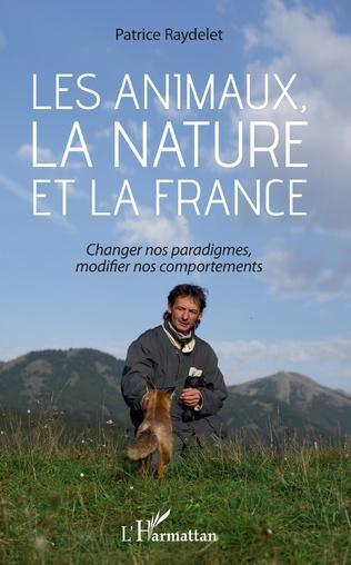 Couverture Les animaux, la nature et la France