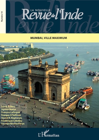 Couverture Mumbai, ville maximum