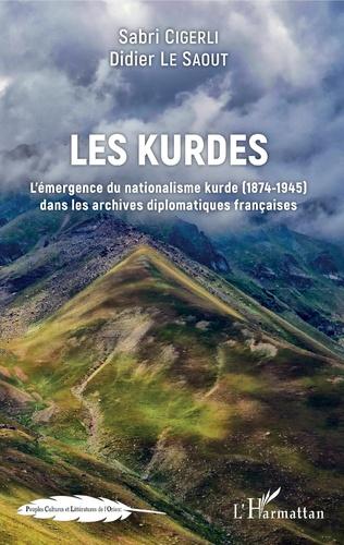 Couverture Les Kurdes