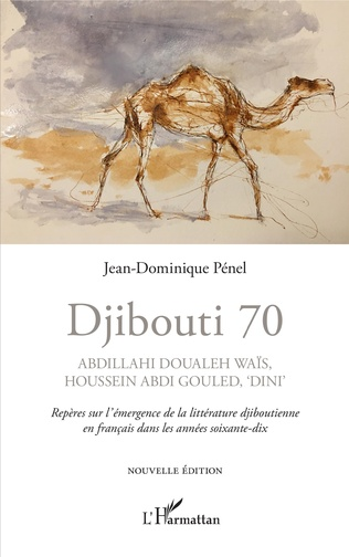 Couverture Djibouti 70. Abdillahi Doualeh Waïs, Houssein Abdi Gouled,