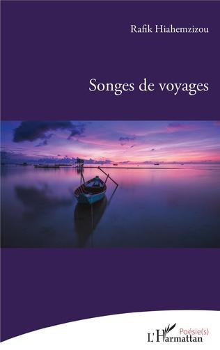 Couverture Songes de voyages