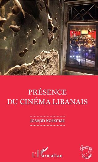 Couverture Présence du cinéma libanais