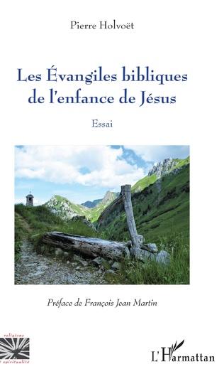 Couverture Les Evangiles bibliques de l'enfance de Jésus
