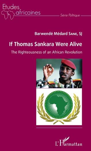 Couverture If Thomas Sankara were alive