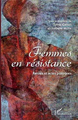 Couverture Femmes en résistance