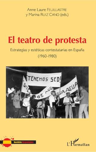Couverture El teatro de protesta