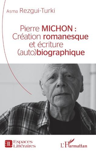 Couverture Pierre Michon :