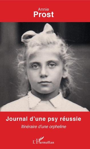 Couverture Journal d'une psy réussie