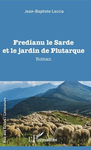 Couverture Fredianu le Sarde et le jardin de Plutarque
