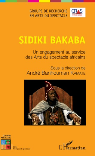 Couverture Sidiki Bakaba