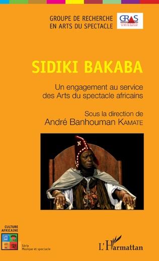 Couverture Sidiki Bakaba