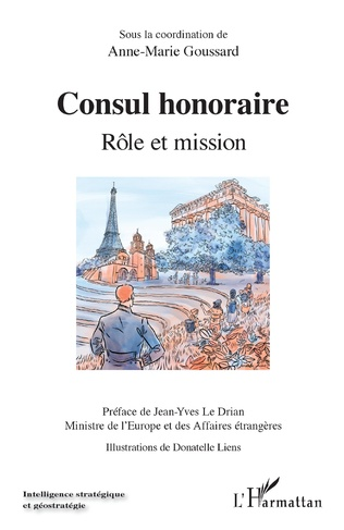 Couverture Consul honoraire