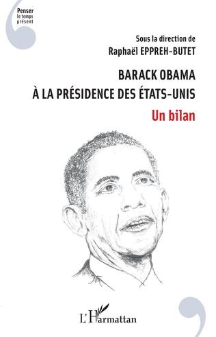 Couverture Barack Obama à la présidence des Etats-Unis