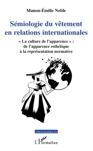 Couverture Sémiologie du vêtement en relations internationales
