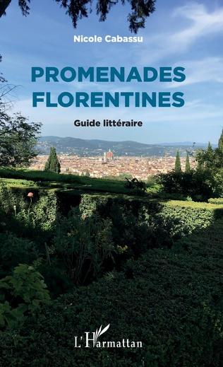 Couverture Promenades Florentines
